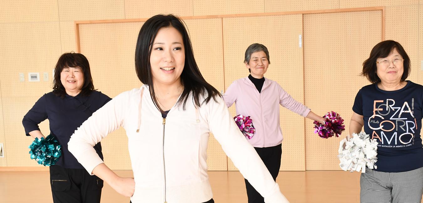 横山未来のダンススクールLydia